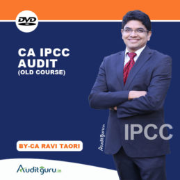 CA IPCC Audit OLD DVD