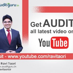 Auditguru Latest Video You Tube
