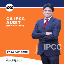 CA IPCC Audit NEW DVD
