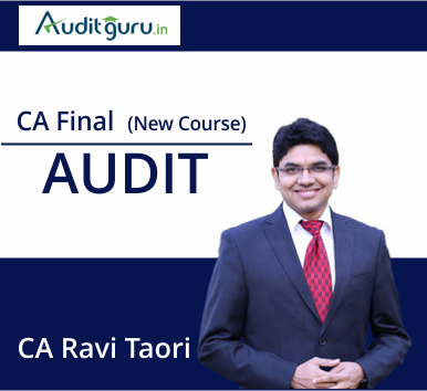 CA Final Audit New Course