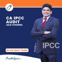 CA IPCC Audit OLD PEN DRIVE