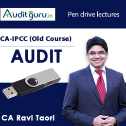 Pen drive lectures CA-IPCC Old